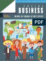 Social Business Q1 2012- Quarterly magazine of the Social Media Leadership Forum