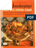 Good Housekeeping's Foods With Foreign Flavor