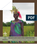AfricaRice Rapport annuel 2010
