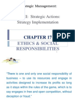 SM Ch-17 Ethics & Social Responsibility