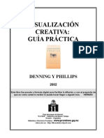 Denning y Phillips - Visualización Creativa, Guía