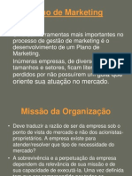 Plano de Marketing