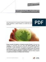 Política industrial en la era de la globalización (Es)/ Industrial policy in the globalization era (Spanish)/ Industri politika globalizazio aroan (Es)
