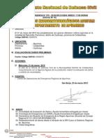 Fenómenos Hidrometereológicos que afectan el Departamento de Apurímac