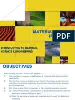t1 Introduction to Material Science