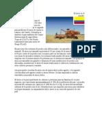 Arroz en Colombia