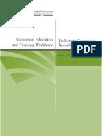 Vocational Workforce