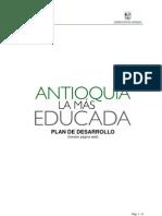 PLAN DE DESARROLLO ANTEPROYECTO CTP COMPLETO VERSIÓN PÁGINA WEB