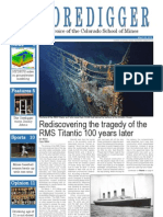 The Oredigger Issue 20 - March 26, 2012