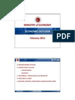 TURKEY Economic Outlook