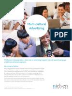 Nielsen Multicultural Marketing 2009