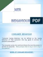 Consumer Behaviour 2 Ppt.