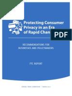 FTC Report