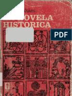 Lukács, Georg - La novela histórica