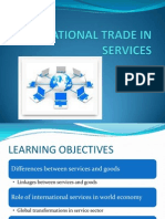 International Trade in Services
