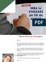 mbainvanzariin50depaginiaccelera-091127100137-phpapp02