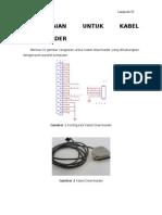 Rangkaian Untuk Kabel Down Loader