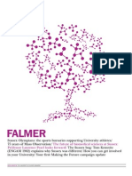 University of Sussex Alumni Magazine Falmer 50