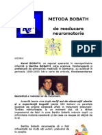 Metoda Baboath de Reeducare Neuromotorie