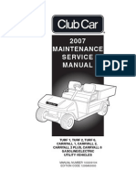 Carryall Service Manual 2007