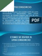 LITISCONSORCIO