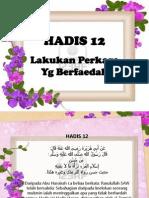 Had is 12