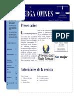 Revista Erga Omnes