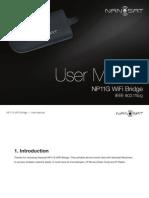 NP11G Manual