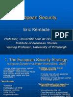 DAV European Security 2009