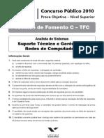 Badesc10 Prova Nivel Superior Sup Tec Redes