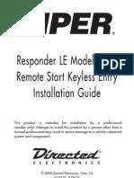 Viper 5301 Installation Guide