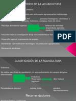 Diapositiva Clase 3 Asapectos Productivos Acuacultura