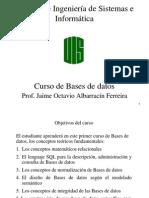 Data Bases One I-2011