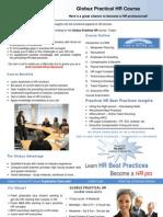 Globuz Practical HR Training Course