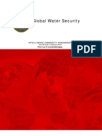 ICA-Global Water Security
