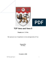 TCP Veno and Veno II