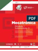 Guía Formativa, MECATRONICA 13. CECyTEH Gobierno Hidalgo. 2012