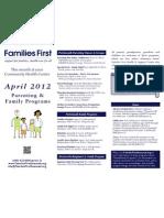 April 2012 FF Calendar