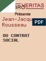 ROUSSEAU-Du Contrat Social