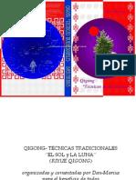Qigong Tecnicas Tradicionales/Qigong Traditional Techniques (spanish)