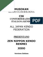 ZNKR JODO en Italiano
