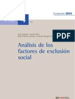 Exclusion Sociall