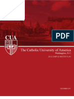 CUA Master Campus Plan Finalized