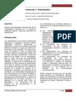 Práctica 2. Carbohidratos
