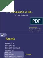 IDL_Intro