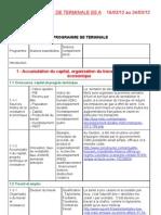 Revue de Presse de Terminale Es. 18mars Au 24 Mars 2012