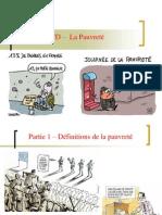 TD pauvreté exclusion 2011-2012