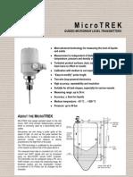 Microtrek_transmissor Radar Onda Guiada