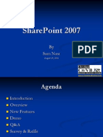 Share Point 2007
