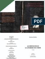 As Ideologias e o Poder Em Crise (1)